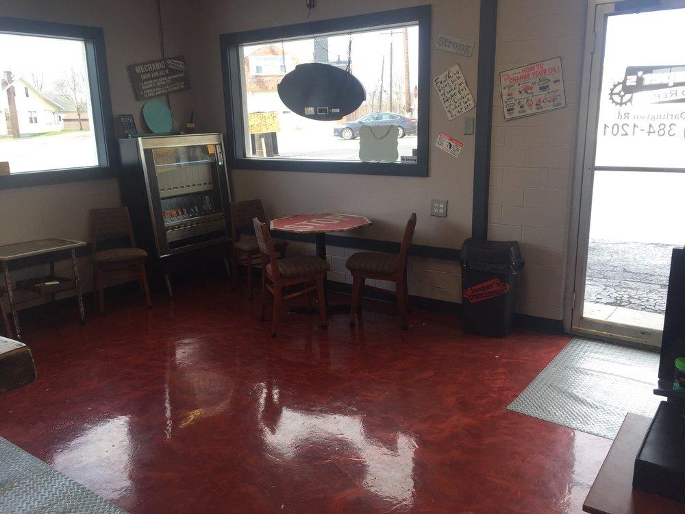 Jasper's Auto Repair: 400 Darlington Rd, Beaver Falls, PA