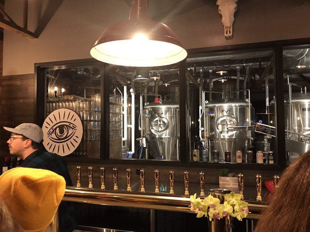 Sideward Brewing Co