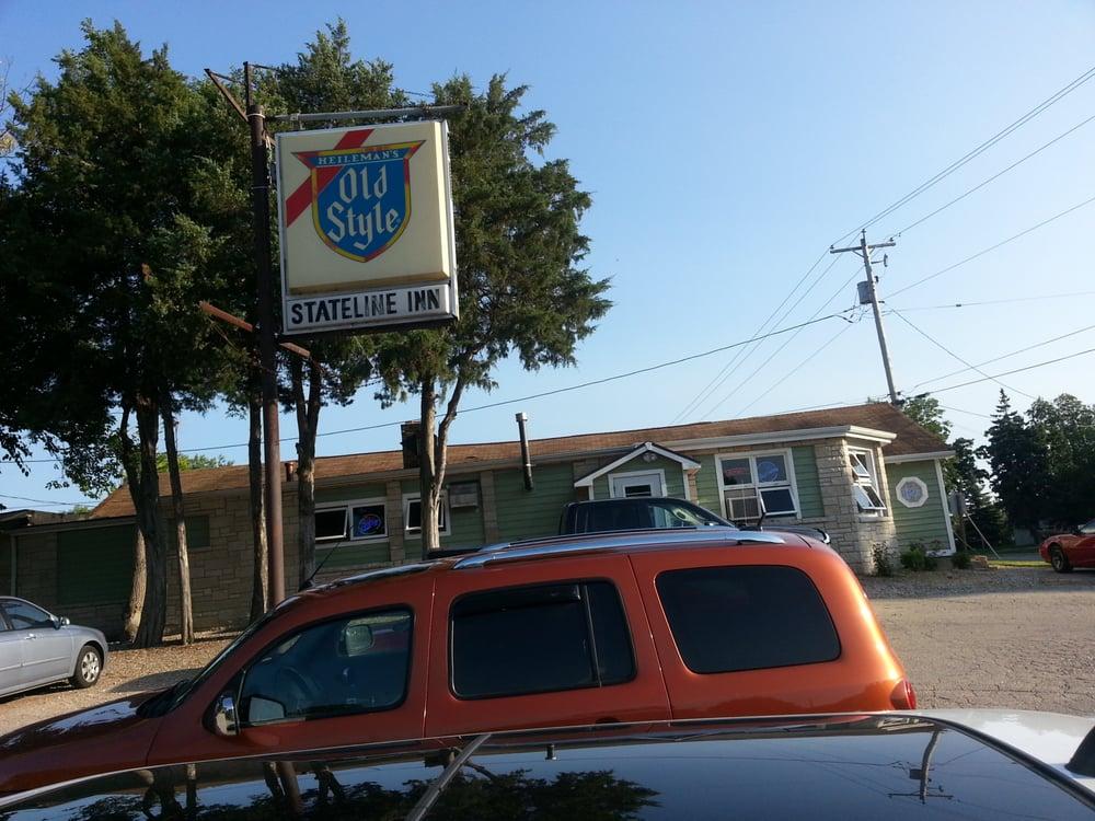 State Line Inn: 12725 Antioch Rd, Trevor, WI