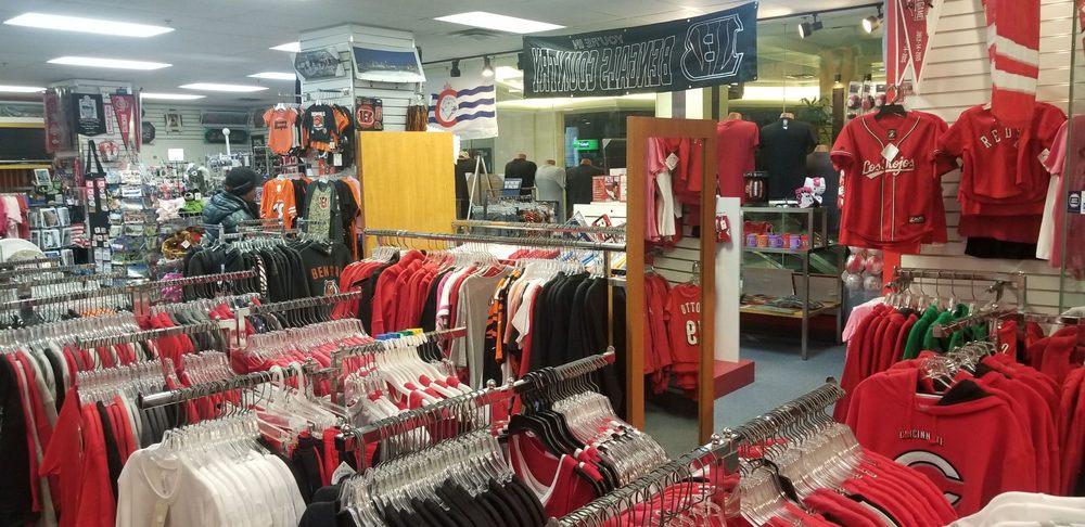 I Love Cincinnati Shoppe: 441 Vine S, Cincinnati, OH