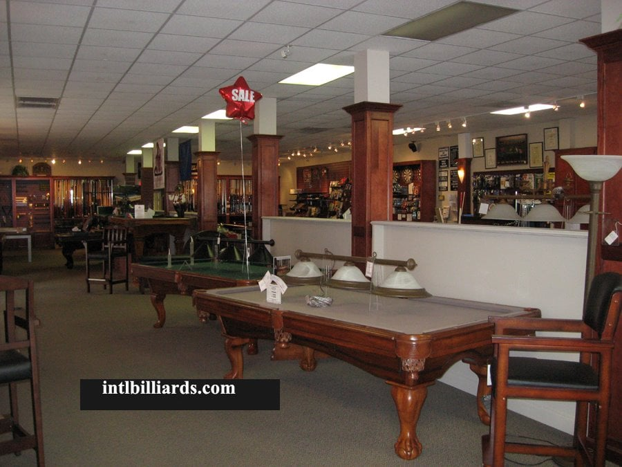 International Billiards: 2311 Washington Ave, Houston, TX