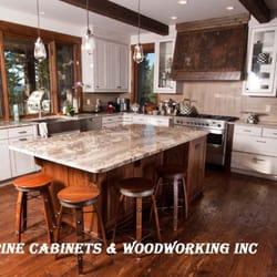 Photo Of Alpine Cabinets U0026 Woodworking   Columbia Falls, MT, United States