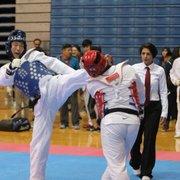 1988 Photo of Jimmy Kim's Taekwondo Center - Laguna Niguel, CA, United States. JKTC