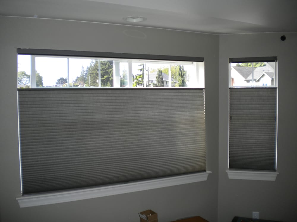 Hunter Douglas Cellular Shades With Top Down Bottom Up Yelp