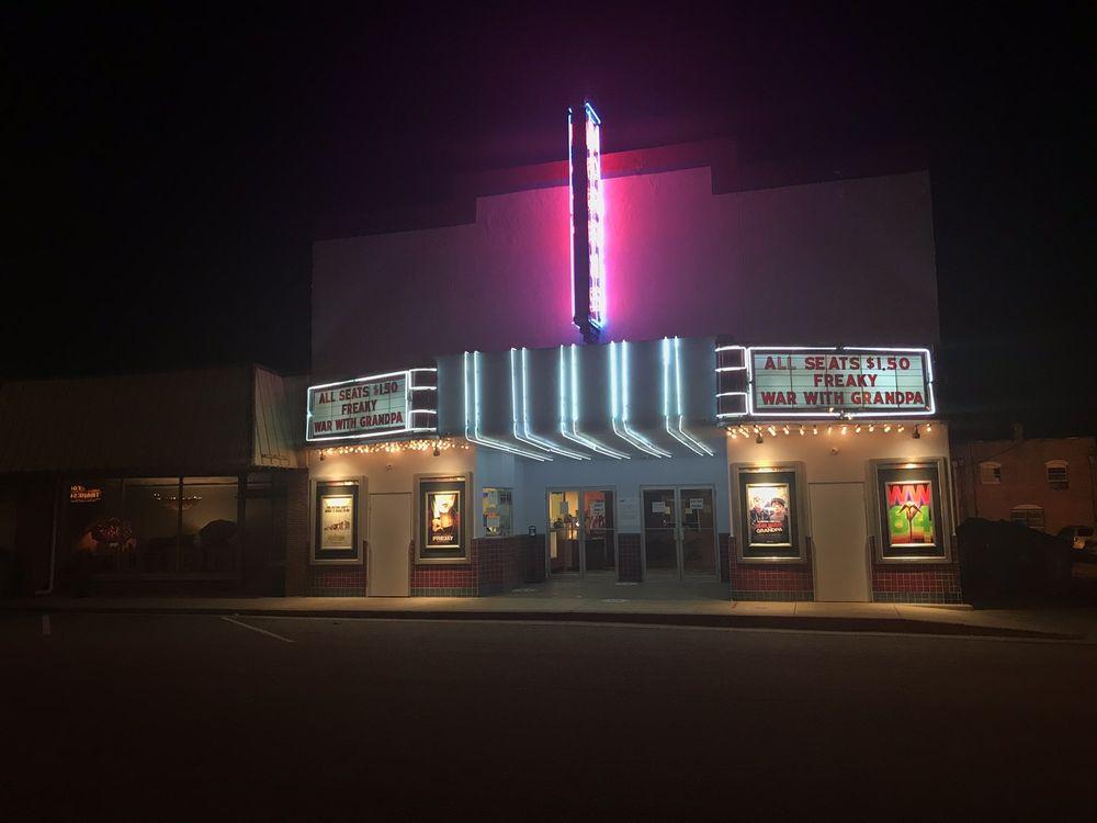 Morris Theatre: 204 N Lamar St, Daingerfield, TX