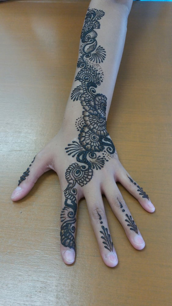 Got My First Henna With Affordable Price And Great Experience Yelp