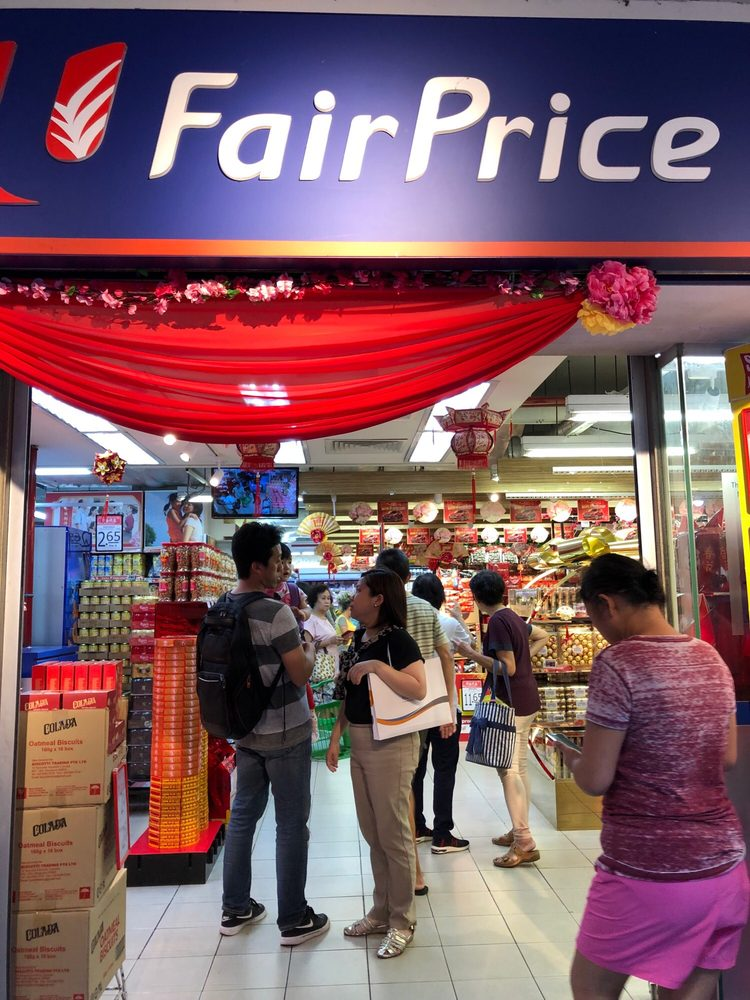FairPrice Finest
