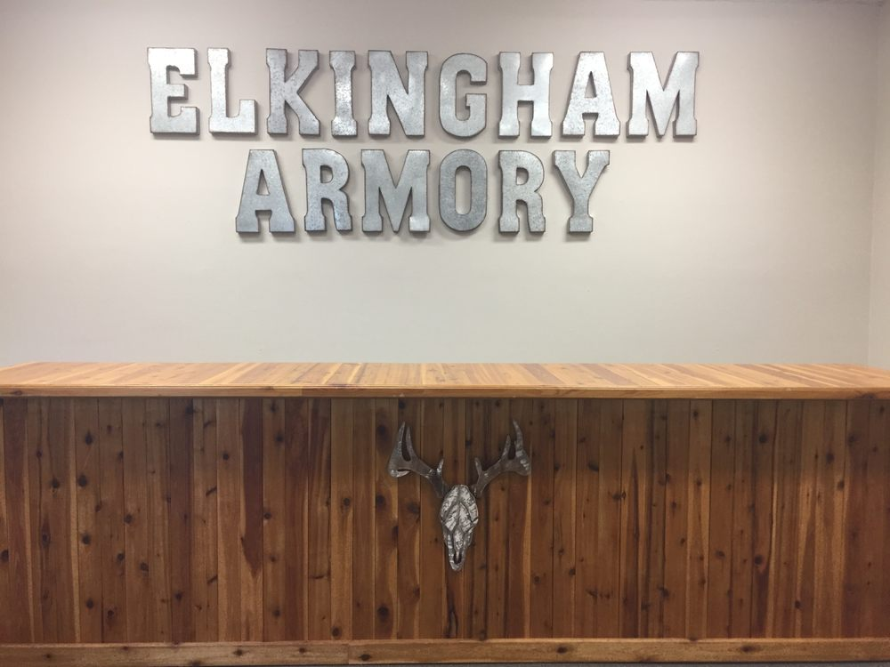 Elkingham Armory: 3115 N Government Way, Coeur d'Alene, ID