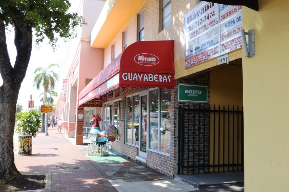 The Havana Shirt Store: 1421 SW 8th St, Miami, FL