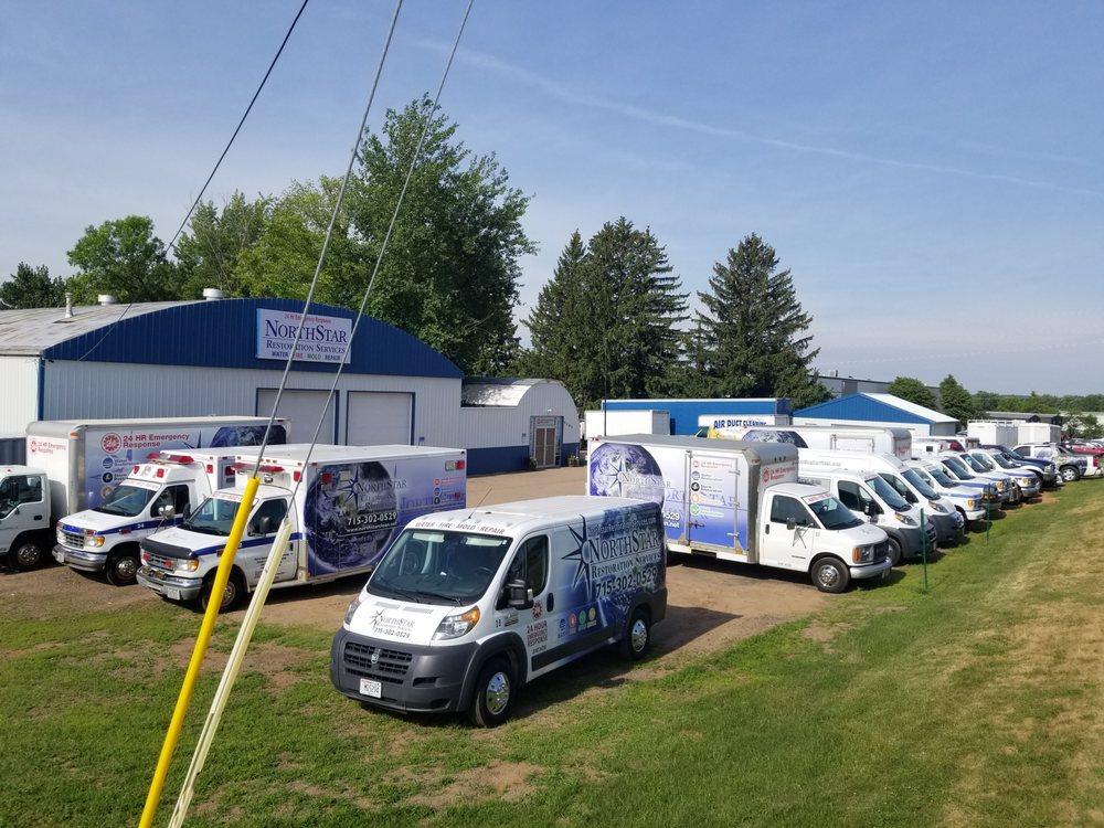 NorthStar Restoration Services: 4900 Stewart Ave, Wausau, WI