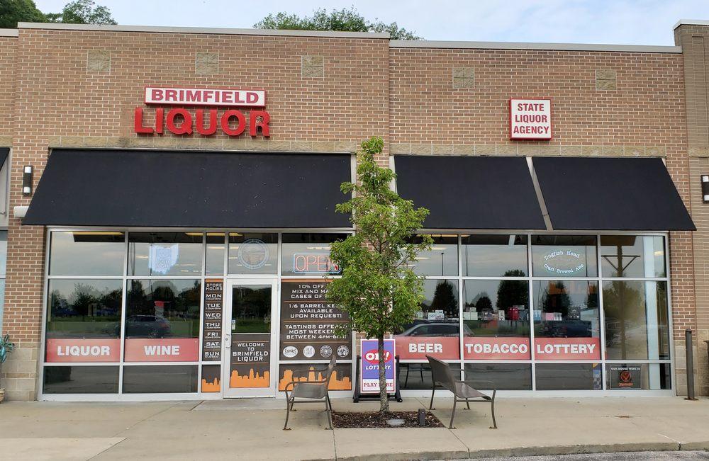 Brimfield Liquor: 3975 Cascades Blvd, Kent, OH