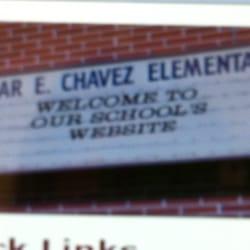 Chavez Cesar E Elementary School Primary Schools 6139
