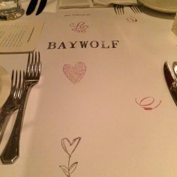 Bay Wolf Restaurant Piedmont Ca