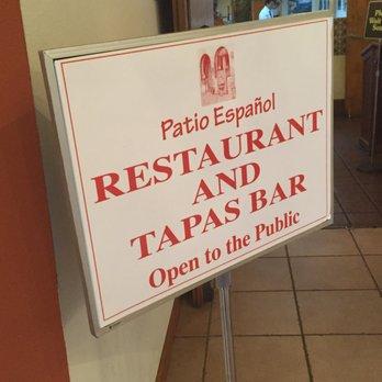 Photo Of Patio Español Restaurant   San Francisco, CA, United States.  Signage