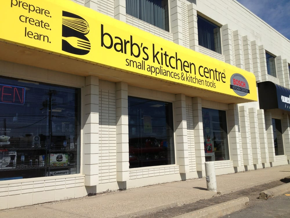 Barb S Kitchen Edmonton