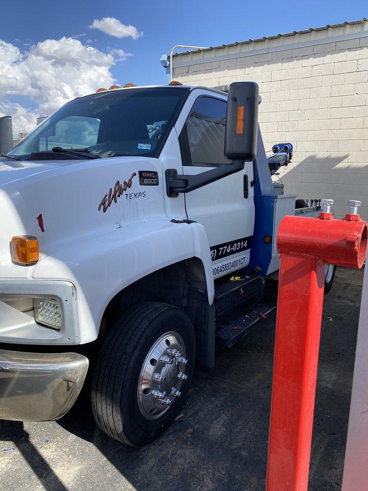 Towing business in El Paso, TX