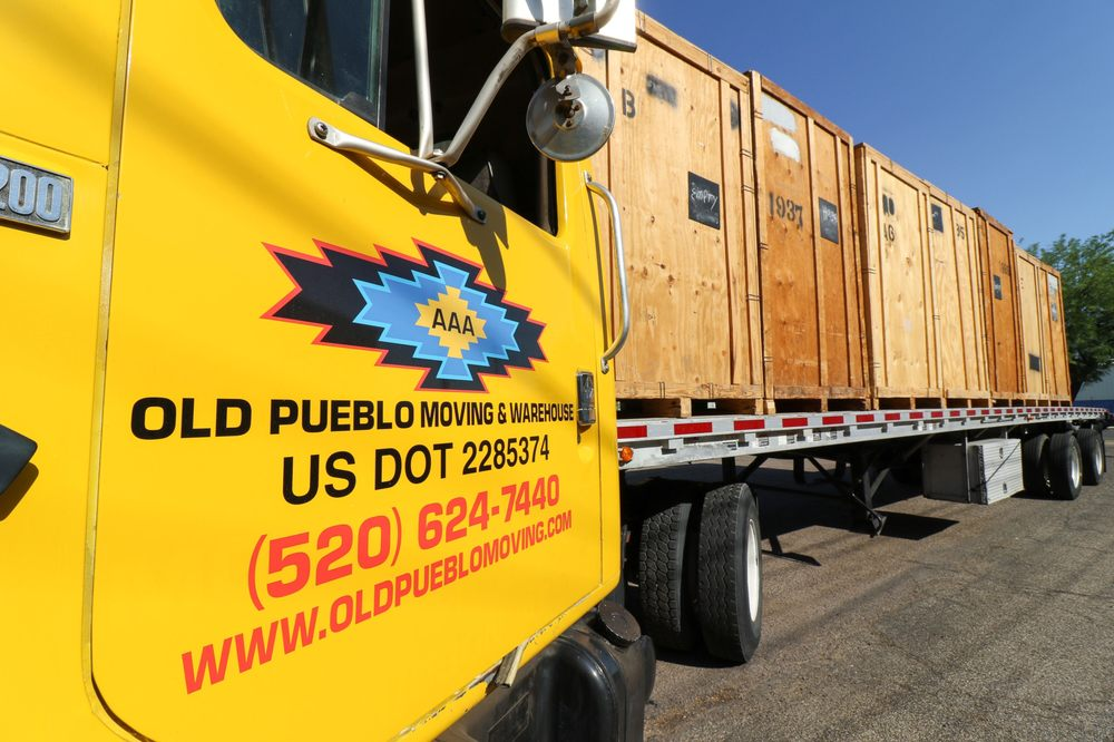 AAA Old Pueblo Moving & Warehouse