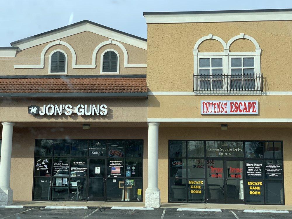 Jon's Guns: 200 Linden Square Dr, Bristol, VA