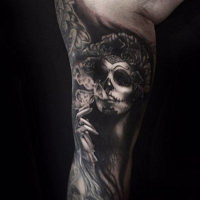 Stefano\'s Tattoo Studio 3145 NE 9th St Fort Lauderdale, FL Tattoos ...