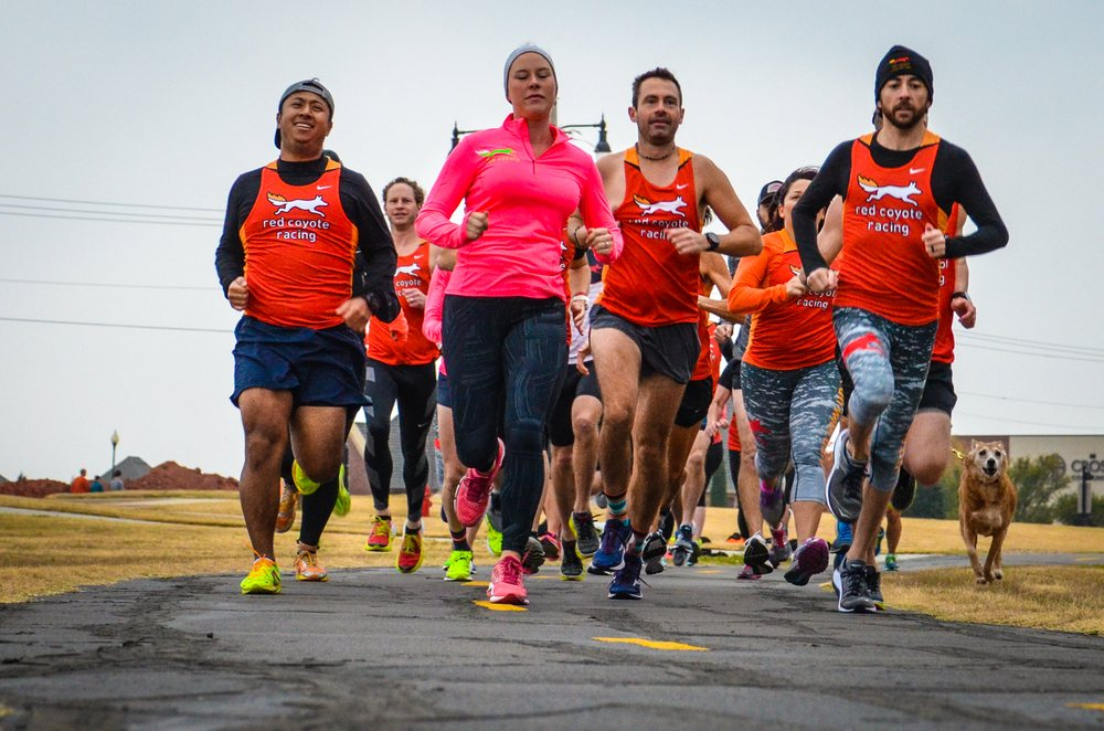 Red Coyote Running and Fitness Edmond: 1300 W Covell Rd, Edmond, OK