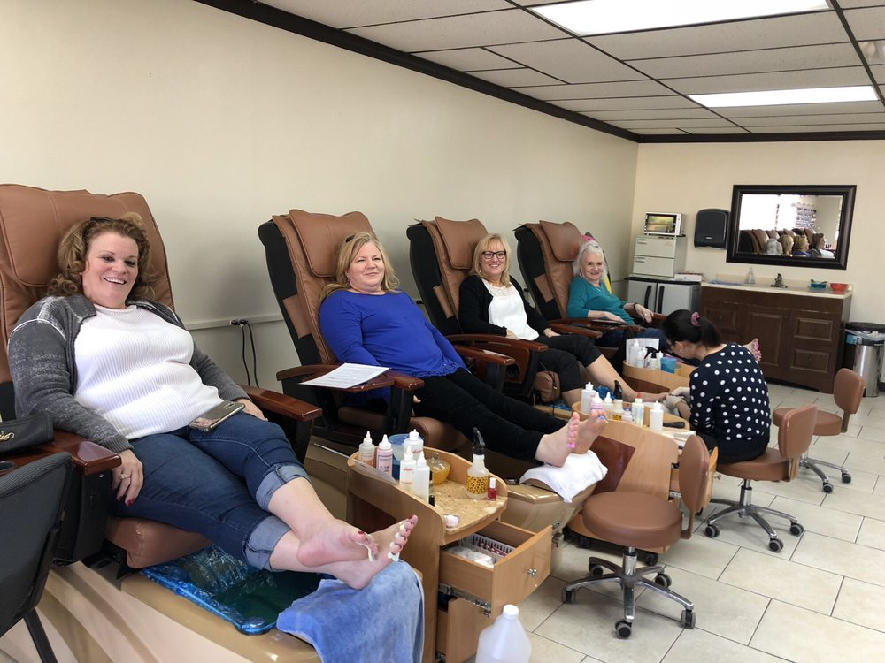 LL-T Nails & Spa: 2411 S Mccall Rd, Englewood, FL