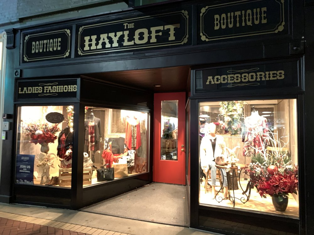 The Hayloft Boutique: 202 S Walnut St, Muncie, IN