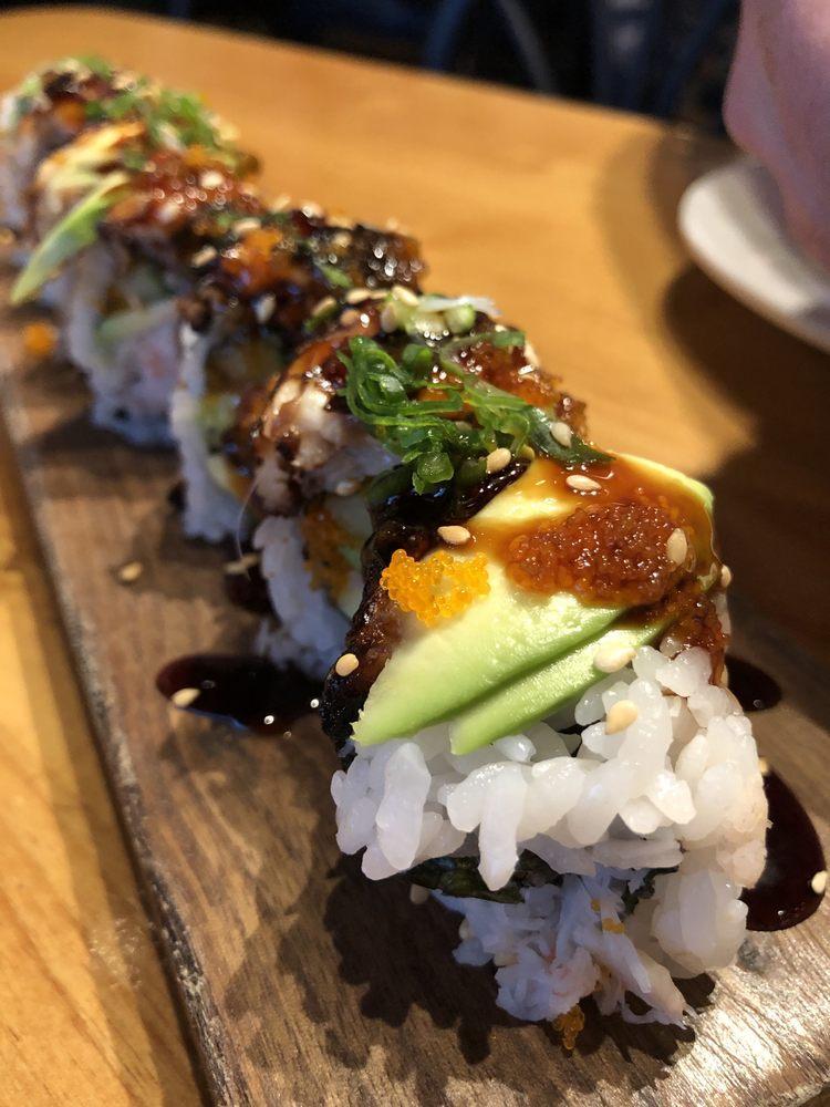 Syringa Japanese Cafe & Sushi Bar: 1710 N 4th St, Coeur d'Alene, ID