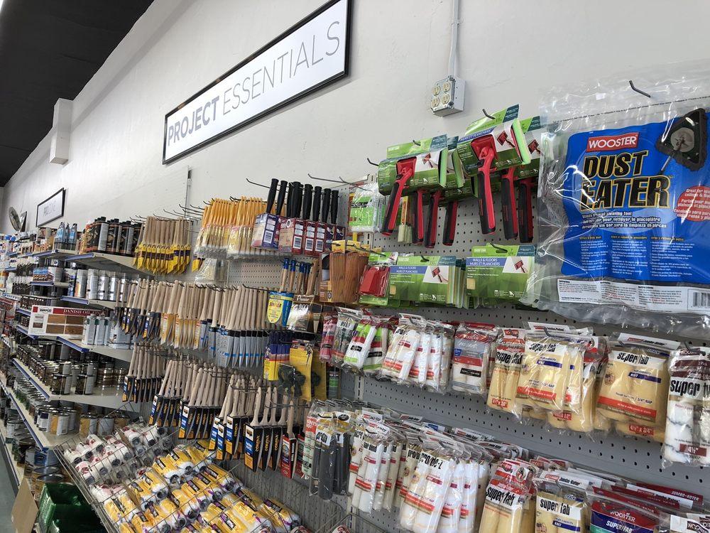 Plaza Paint and Supply: 334 Center St, Healdsburg, CA