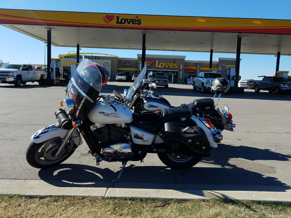 Love's Travel Stop: 4800 State Hwy 114, Rhome, TX