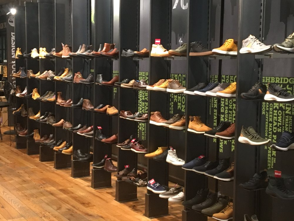 Timberland Herald Square 13 reseñas Tiendas outlet