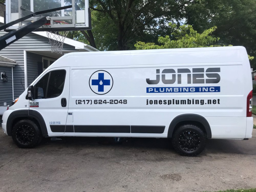 Jones Plumbing: Loami, IL