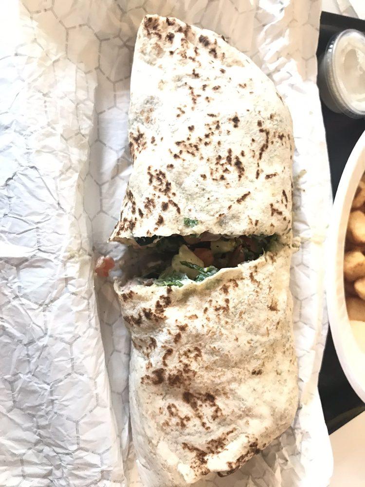 Mama Pita Mediterranean Grill: 5800 Legacy Dr, Plano, TX