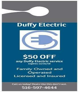 Duffy Electric: East Meadow, NY