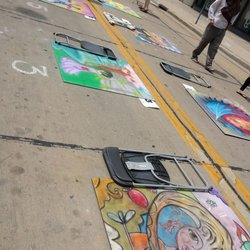 Great Lakes Chalk Art Competition - 2019 All You Need to
