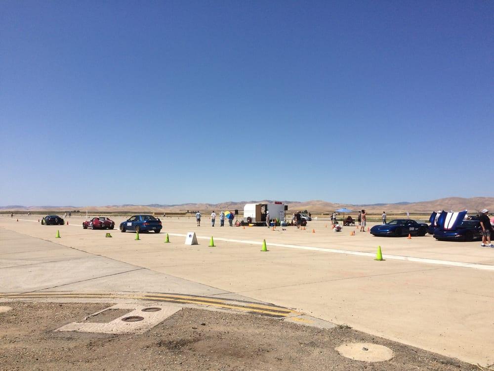 NASA Crows Landing Airport: Crows Landing, CA