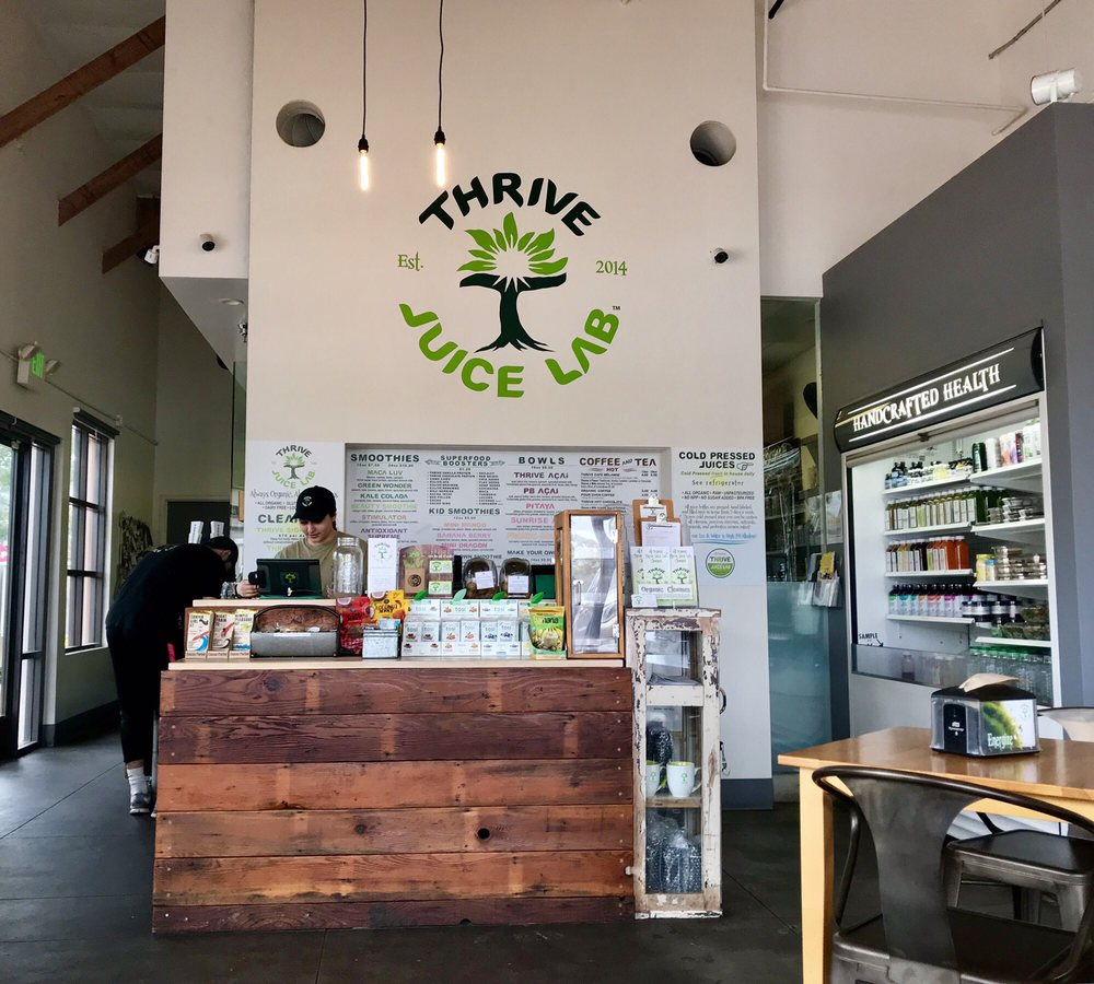 Thrive Juice Lab