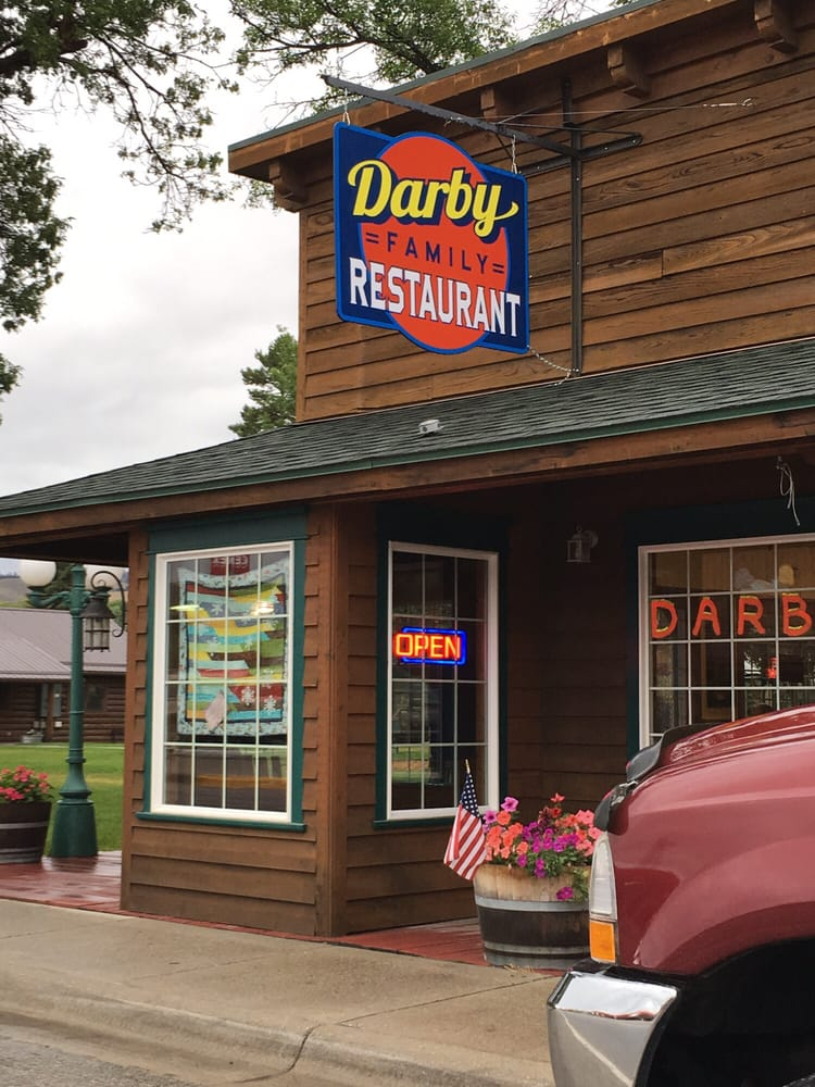 Darby Family Restaurant: 112 S Main St, Darby, MT