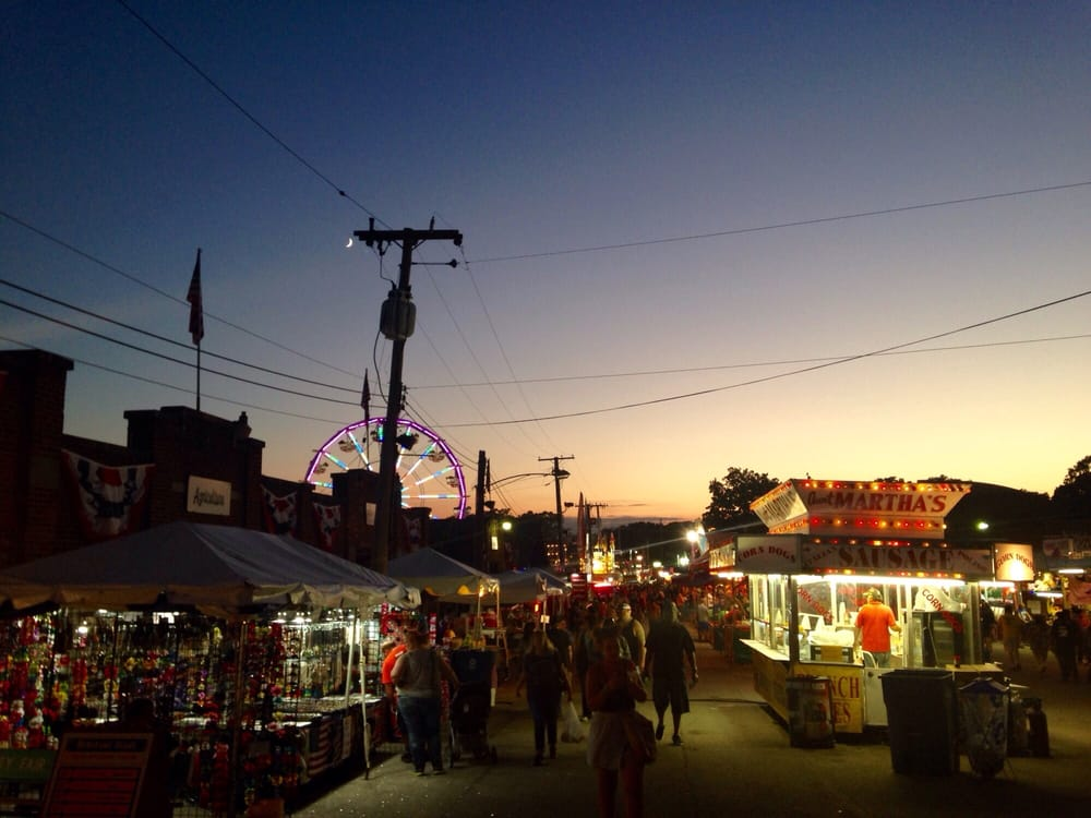 Lake County Fair: Crown Point, IN