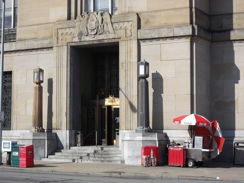 US Post Office: 1623 Dalton Ave, Cincinnati, OH