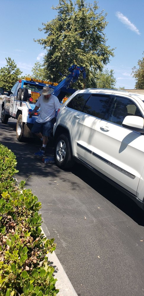 Towing business in Tehachapi, CA