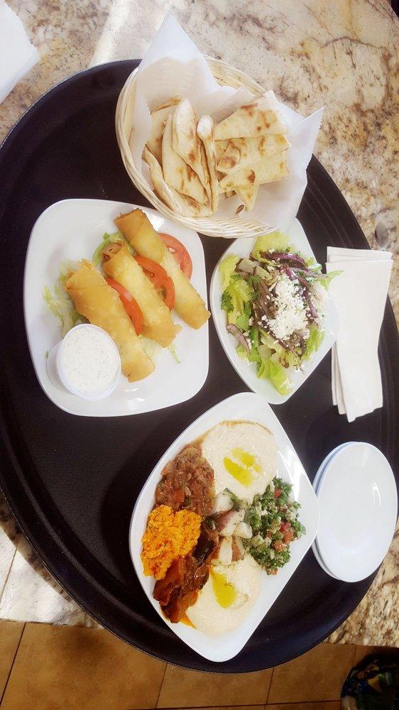 Turkish And Greek Cafe: 8312 Florida Blvd, Baton Rouge, LA