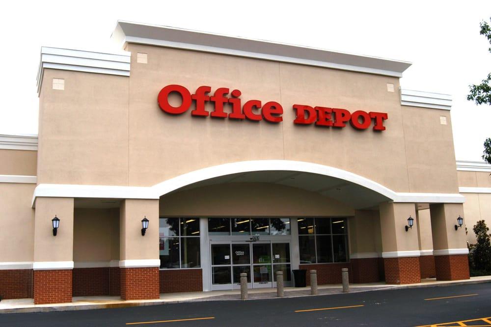 Office Depot: 14759 N Dale Mabry Hwy, Tampa, FL