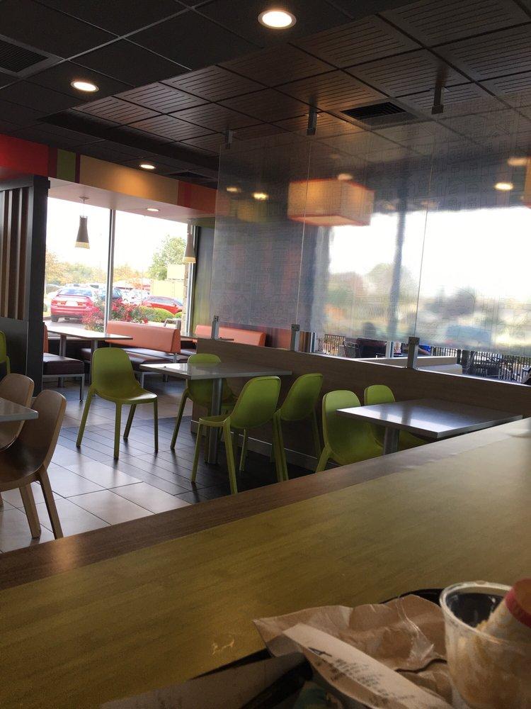 McDonald's: 998 Breckenridge Ln, Louisville, KY