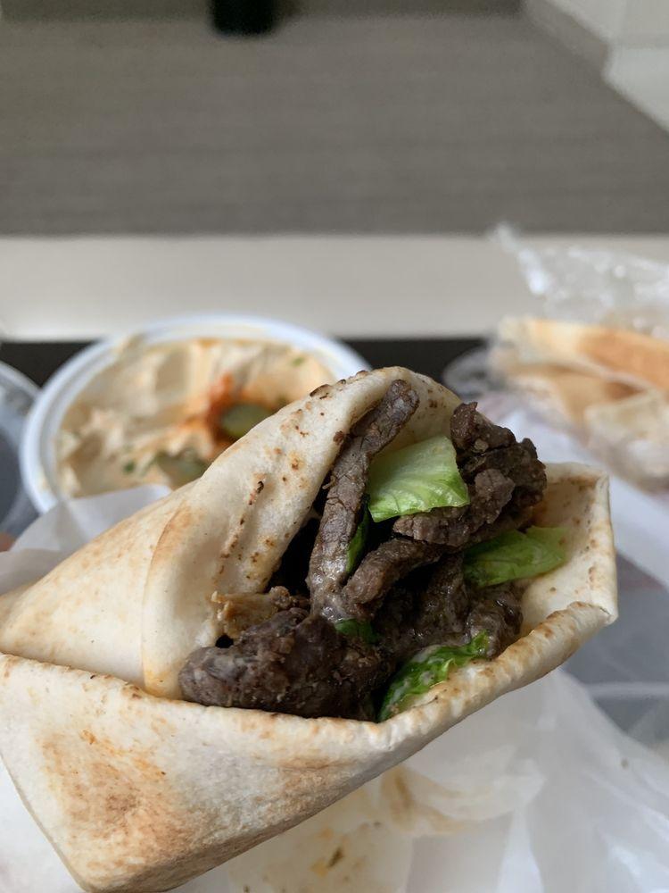 Food from Safier Mediterranean Deli