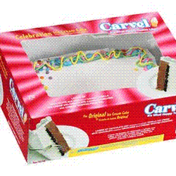 Are Carvel Ice Cream Cakes Gluten Free