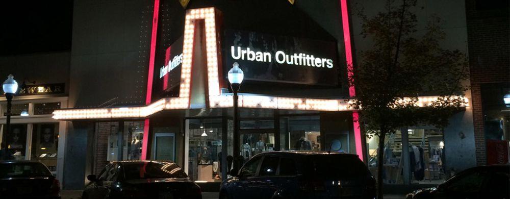 Urban Outfitters: 1013 Massachusetts St, Lawrence, KS
