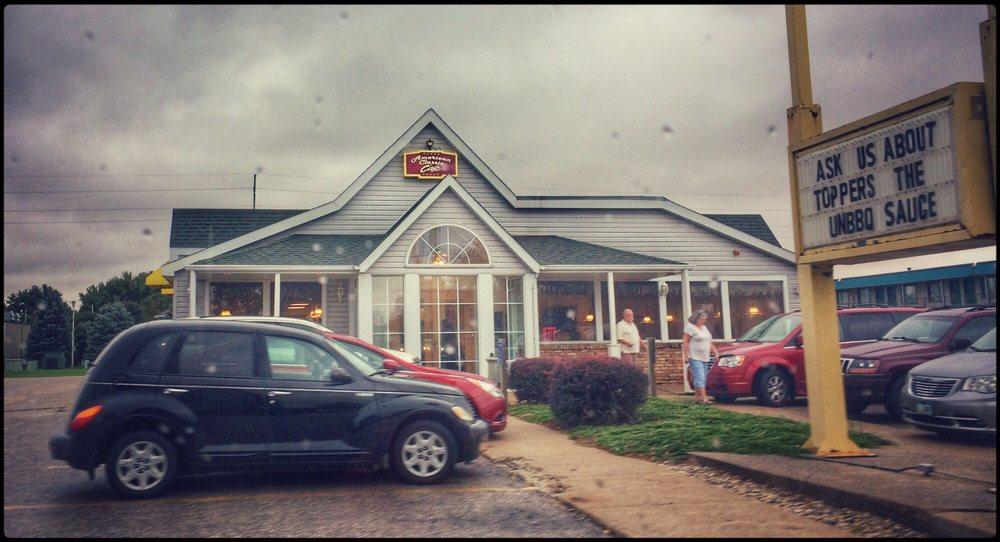 American Classic Cafe: 1411 Sw Plz, Spencer, IA