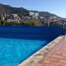 Photo Of Hotel Encino Puerto Vallarta Jalisco Mexico Rooftop Pool And Deck
