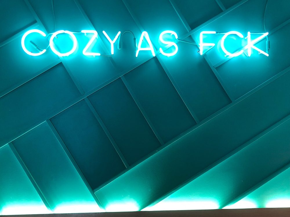 Image result for cozy as fck