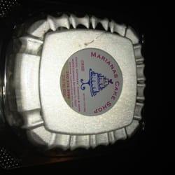 Marianas Cake Shop logo